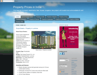 property-prices-in-india.blogspot.in screenshot