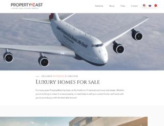 property4east.com screenshot