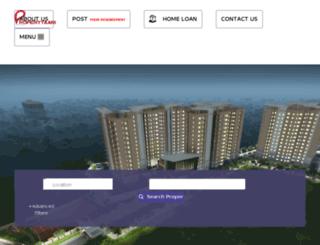 propertyaari.com screenshot