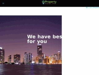 propertybaazee.com screenshot
