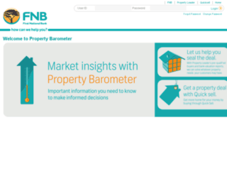 propertybarometer.co.za screenshot