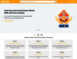 propertybyownerlist.com screenshot
