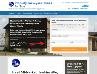 propertyconveyors.com screenshot
