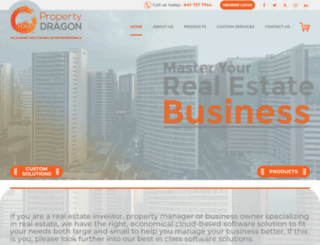 propertydragon.com screenshot