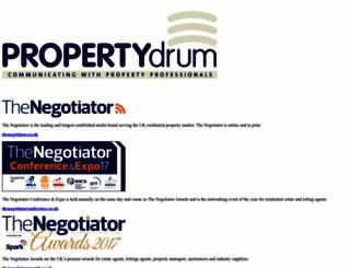propertydrum.com screenshot