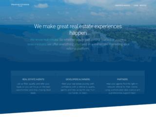 propertyfinder.co.ke screenshot
