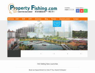 propertyfishing.com screenshot