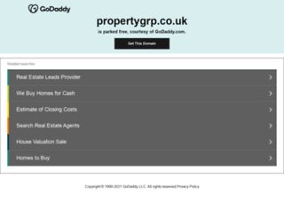 propertygrp.co.uk screenshot