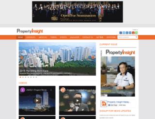 propertyinsight.com.my screenshot