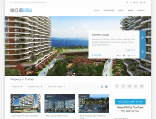 propertyinturkey.co screenshot