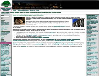 propertyinvesting.net screenshot