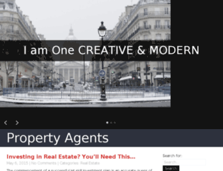 propertylettingagents.info screenshot