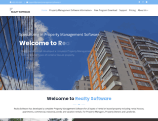 propertymanagementsoftware.cc screenshot