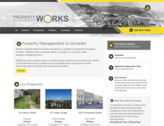 propertymanagementworks.co.nz screenshot