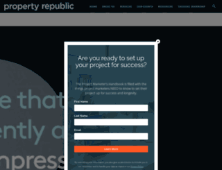 propertyrepublic.com.au screenshot