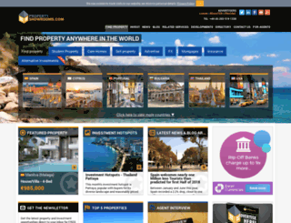 propertyshowrooms.com screenshot