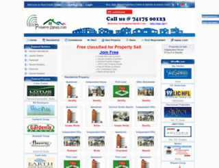 propertysignals.com screenshot