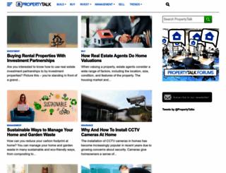 propertytalk.com screenshot