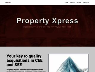 propertyxpress.com screenshot