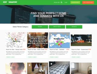 propertyzone.sg screenshot