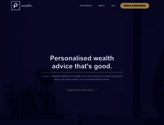 properwealth.com.au screenshot
