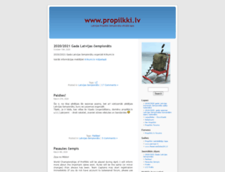 propilkki.lv screenshot