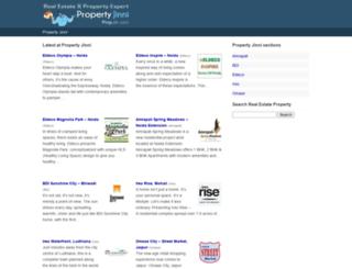 propjin.com screenshot
