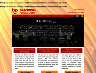 proposal.brandingpersonality.com screenshot