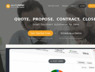 proposals.socialendless.com screenshot