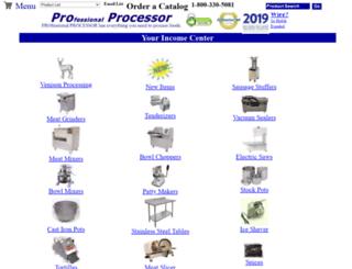 proprocessor.com screenshot