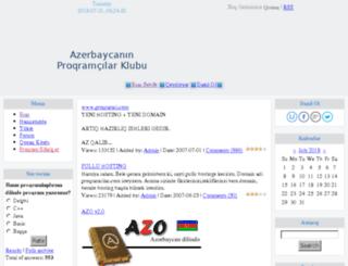 proqramcilar.ucoz.com screenshot