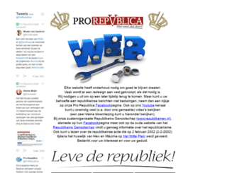 prorepublica.nl screenshot