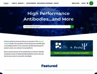 prosci-inc.com screenshot