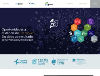 proscore.com.br screenshot