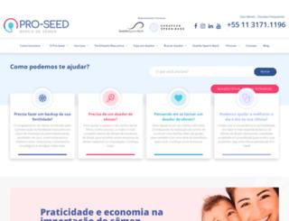 proseed.com.br screenshot