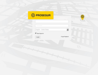 prosegurbrasil.positionlogic.com screenshot