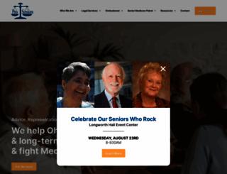 proseniors.org screenshot