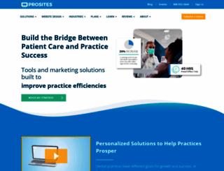 prosites.com screenshot