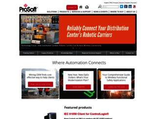 prosoft-technology.com screenshot