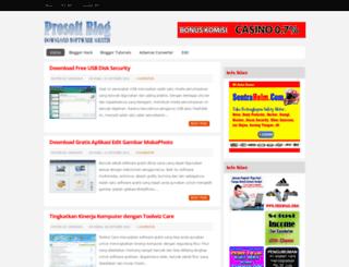 prosoftblog.blogspot.com screenshot