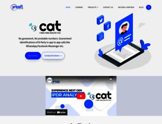 prosoftesolutions.com screenshot
