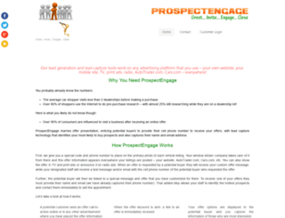 prospectoffer.com screenshot