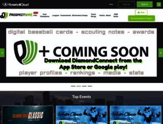 prospectwire.com screenshot