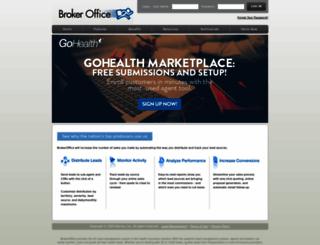 prospectzone.com screenshot