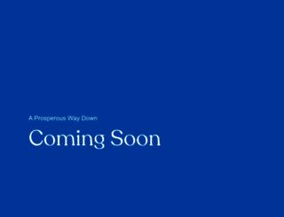 prosperouswaydown.com screenshot