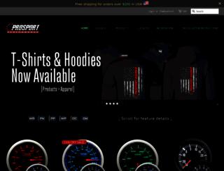prosportgauges.com screenshot