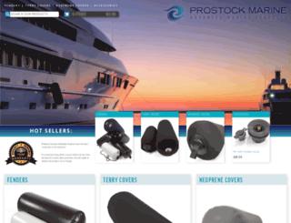 prostockmarine.com screenshot