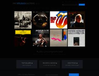 prostudiomasters.com screenshot