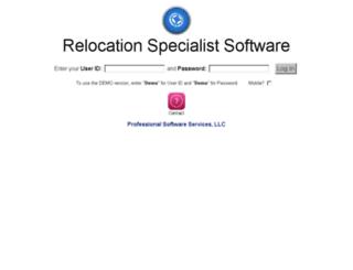 prosws.com screenshot