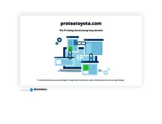 proteatoyota.com screenshot